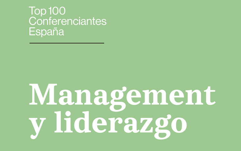 10 conferenciantes en management y liderazgo