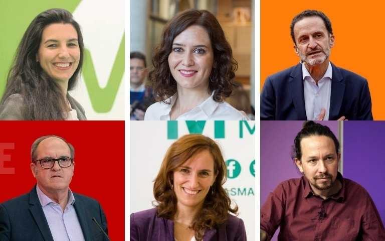 Esto es lo que los votantes madrileños buscan en sus candidatos