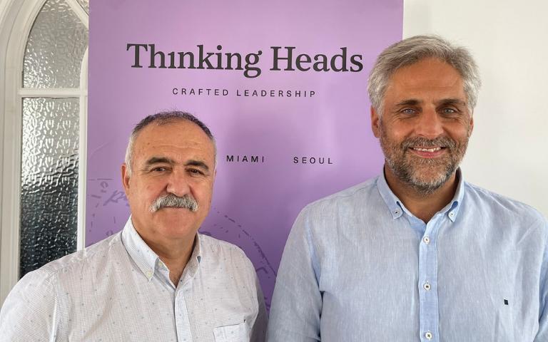 Enrique Carreras-Romero, nuevo director de investigación y desarrollo de Thinking Heads