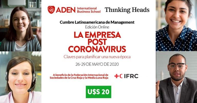 Thinking Heads, sponsor de la Cumbre Latinoamericana de Management