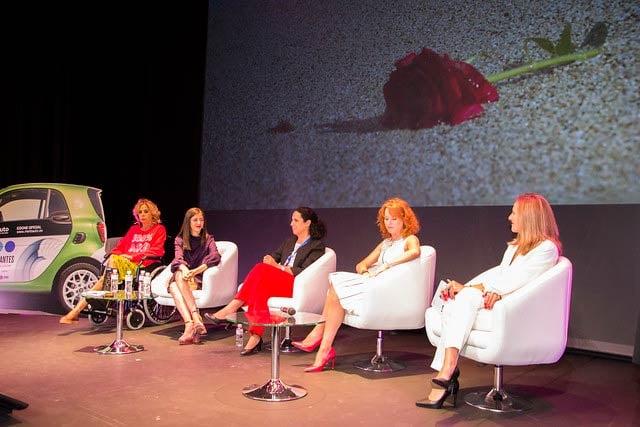 Las 21 mujeres que deslumbraron en el IX Congreso Mentes Brillantes
