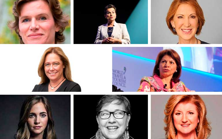 Historias de mujeres líderes