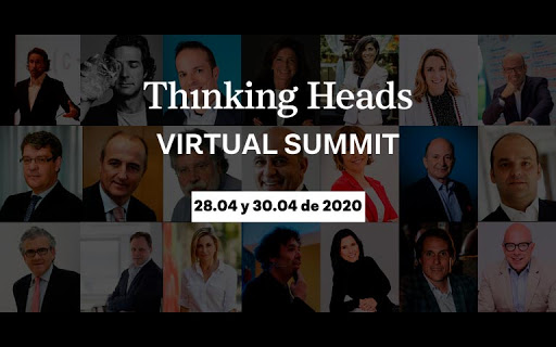 Thinking Heads Virtual Summit: dos días de conferencias online con expertos