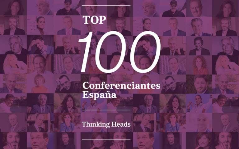 Lanzamos el primer catálogo TOP 100 conferenciantes