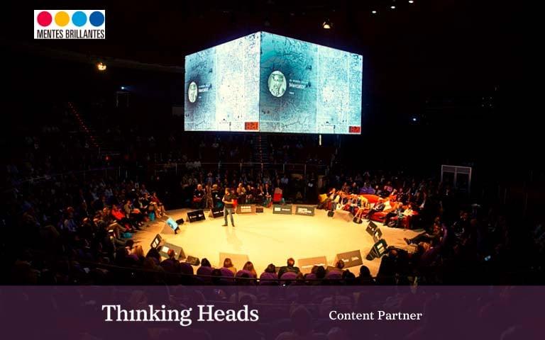 Thinking Heads propone a 21 mujeres para cambiar el mundo