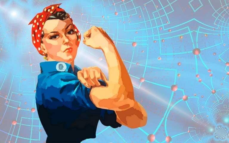 El éxito de las mujeres en la tecnología