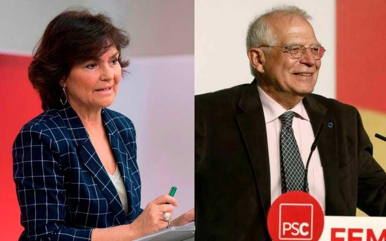 Dos conferenciantes de Thinking Heads, ministros de Pedro Sánchez