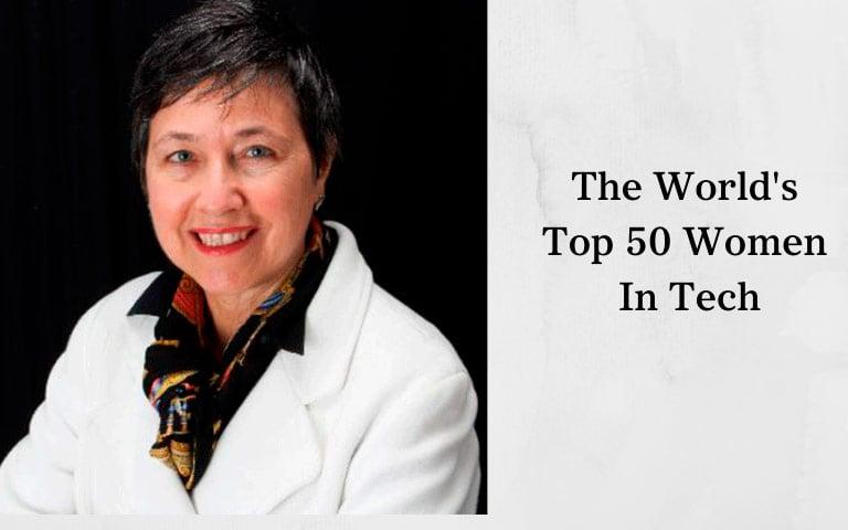 Monique Morrow, entre las 50 mujeres más importantes de la tecnología
