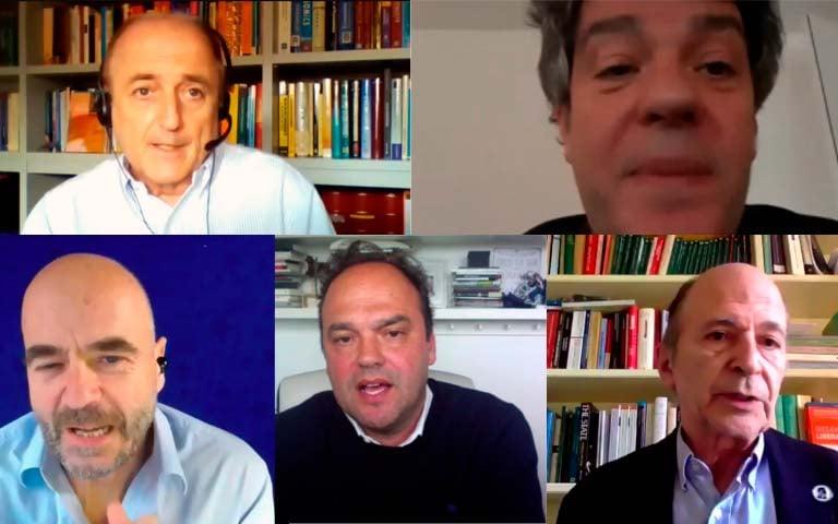 Economía y política de la nueva normalidad