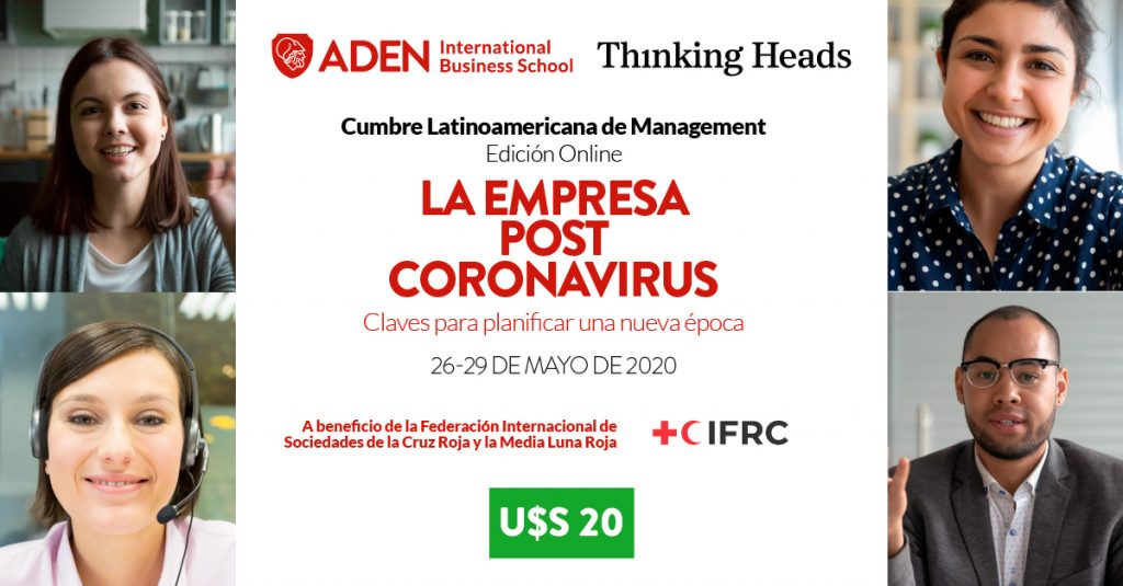 Thinking Heads, sponsor de la Cumbre Latinoamericana de Management