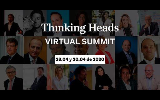 Thinking Heads Virtual Summit: dos días de conferencias online con expertos