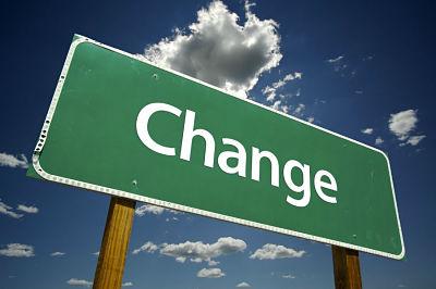 Pasión por el cambio