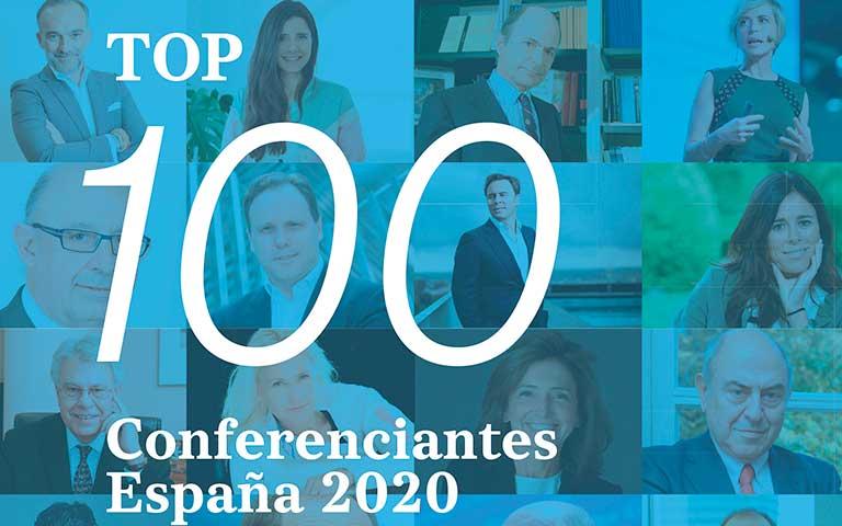 Llega la segunda edición del Catálogo Top 100 Conferenciantes España