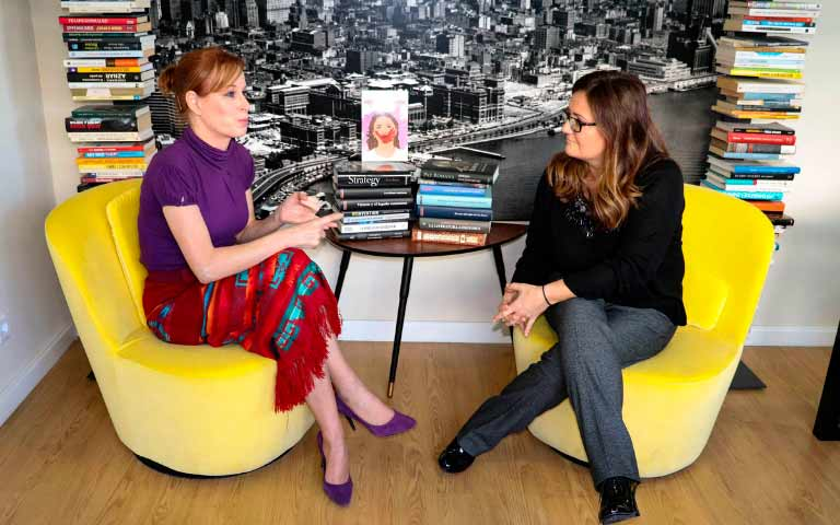 GLTalks: Antonella Pucarelli y el pionero plan de igualdad de IKEA