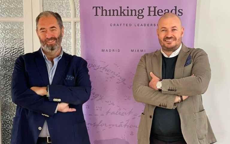 Antonio Hernández-Rodicio, nuevo socio de Thinking Heads