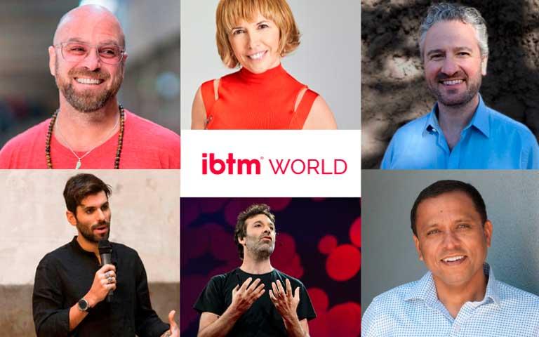 Encuéntranos en nuestro stand de IBTM World