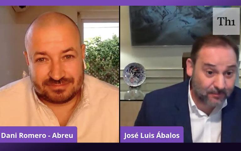 Así ha sido el encuentro digital con José Luis Ábalos
