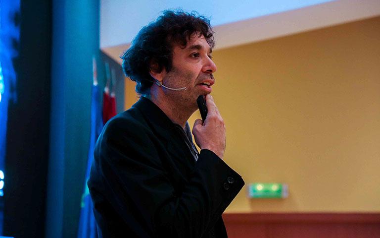 """Mariano Sigman inaugura el """"Laboratorio de nuevas ideas y tendencias"""""""