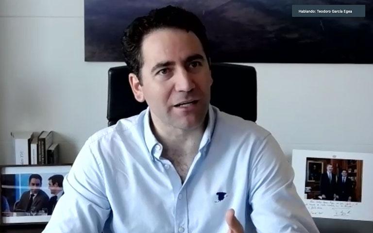 Webinar con Teodoro García Egea